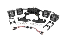 Image Chevrolet LED Fog Light Kit  (07-13 Silverado 1500)