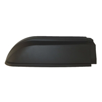 Image Left Fender Flare Extension; 87-95 Jeep Wrangler YJ