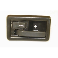 Image Interior Door Handle, LH; 87-95 Jeep Wrangler YJ