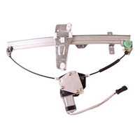 Image Power Window Regulator, Right Front; 99-00 Jeep Grand Cherokee WJ