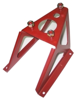 Image Tire Carrier, 3 Bolt; 44-45 Willys MB/Ford GPW