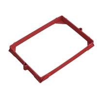 Image Battery Tray Hold; 41-45 Willys MB/Ford GPW