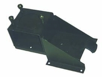 Image Spare Tire Carrier; 50-52 Willys M38