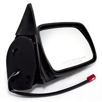 Image Right Side Remote Power Mirror; 93-95 Jeep Grand Cherokee ZJ