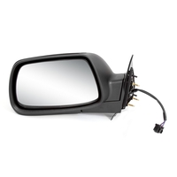 Image Left Side Remote Power Mirror; 05-10 Jeep Grand Cherokee WK