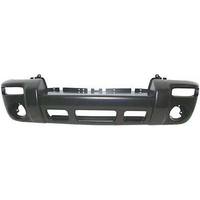 Image Front Bumper Cover; 02-04 Jeep Liberty KJ