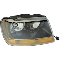 Image Right Headlight; 99-04 Jeep Grand Cherokee WJ