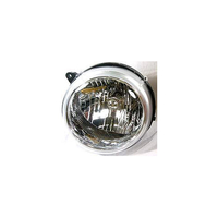Image Right Headlight; 05-07 Jeep Liberty KJ