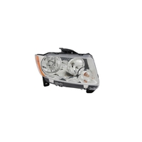 Image Headlight Assembly, Right; 11-13 Jeep Grand Cherokee WK