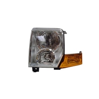 Image Headlight Assembly, Left; 06-10 Jeep Commander XK