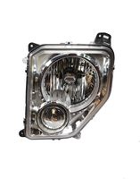 Image Headlamp, Left, w/o Fog; 08-12 Jeep Liberty KK