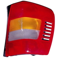 Image Right Tail Lamp; 99-04 Jeep Grand Cherokee WJ