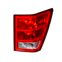 Image Right Tail Light Assembly; 05-10 Jeep Grand Cherokee WK