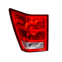 Image Left Tail Light Assembly; 05-10 Jeep Grand Cherokee WK