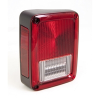 Image Left Tail Light; 07-16 Jeep Wrangler JK