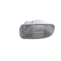 Image Left Side Fog Lamp; 99-03 Jeep Grand Cherokee WJ