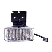 Image Right Side Fog Lamp; 97-98 Jeep Grand Cherokee ZJ