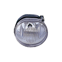 Image Left Side Fog Lamp; 02-04 Jeep Liberty KJ