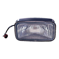 Image Fog Light Assembly; 93-95 Jeep Grand Cherokee ZJ
