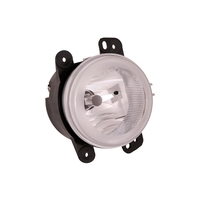 Image Fog Light Assembly; 07-09 Jeep Wrangler JK