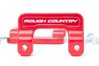 Image 2in GM Leveling Lift Kit | Red Billet Aluminum (07-19 1500 PU/SUV)