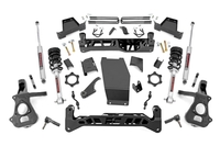 Image 7in GM Suspension Lift Kit   Lifted Struts (14-18 1500 PU 4WD   Cast Steel)