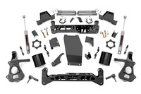 Image 7in GM Suspension Lift Kit (14-18 1500 PU 4WD   Aluminum/Stamped Steel)