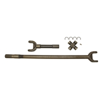 Image Axle Shaft Assembly, LH, for Dana 25; 41-71 Willys/Jeep Models
