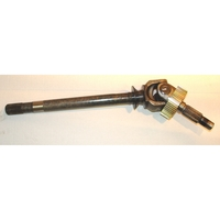 Image Axle Shaft Assembly, LH, for Dana 30 with ABS; 87-95 Jeep Wrangler YJ
