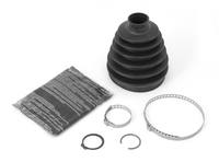 Image Axle CV Boot Kit, Front, Inner; 02-10 Jeep Liberty