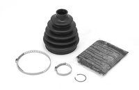 Image Axle CV Boot Kit, Inner, Front; 05-10 Jeep Grand Cherokee WK