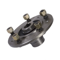 Image Axle Hub Assembly