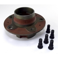 Image Front Axle Hub, RH Threaded Studs; 41-68 Ford/Willys Models