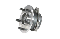 Image Front Axle Hub Assembly; 90-00 Jeep Models