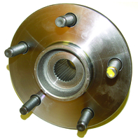 Image Front Axle Hub Assembly; 99-04 Jeep Grand Cherokee WJ