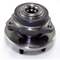Image Front Axle Hub Assembly, without ABS; 02-05 Jeep Liberty KJ