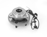 Image Front Axle Hub Assembly; 05-10 Jeep Grand Cherokee WK
