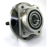 Image Front Axle Hub Assembly; 96-02 Chrysler Minivans