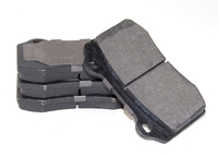 Image Brake Pads, Front ; 05-10 Jeep Grand Cherokee WK SRT8