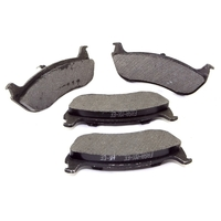 Image Brake Pads, Rear; 03-06 Jeep Wrangler TJ