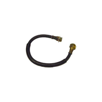 Image Front Brake Hose; 78-81 Jeep CJ Models
