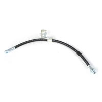 Image Front Brake Hose, Left; 07-11 Jeep Compass/Patriot MK