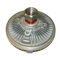 Image Fan Clutch; 93-98 Jeep Grand Cherokee ZJ