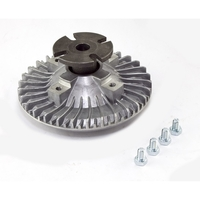 Image Fan Clutch; 97-06 Jeep Wrangler TJ