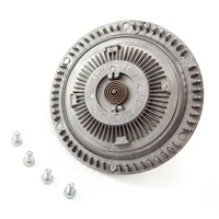 Image Fan Clutch, 2.5L, with AC; 97-00 Jeep Cherokee XJ