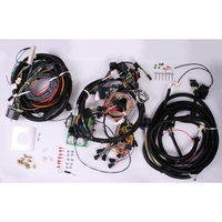 Image Centech Heavy-Duty Wiring Harness; 76-86 Jeep CJ Models