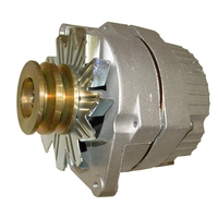 Image Alternator, 63 Amp; 80-86 Jeep CJ Models