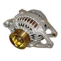 Image Alternator, 90 Amp, 4.0L; 91-99 Jeep Cherokee/Grand Cherokee/Wrangler