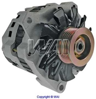 Image Alternator, 105 Amp, 4.0L; 87-90 Jeep Wrangler YJ