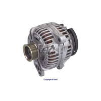 Image Alternator, 132 Amp, 4.7L; 99-04 Jeep Grand Cherokee WJ